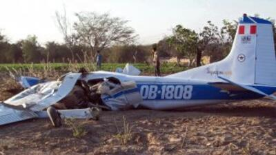 Avión Cessna similar al cayó en Romeoville, Illinois.