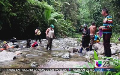 Muerte de cubana en la selva de Colombia escandaliza a usuarios de redes...