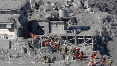 La erupción del Ontake es la mayor tragedia provocada por un volcán en J...