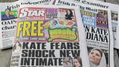 La difusión de esas imágenes ha generado una fuerte polémica en Irlanda,...