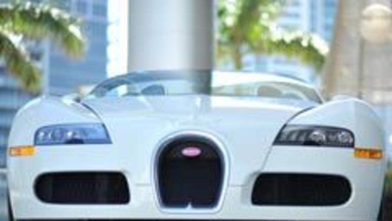 Bugatti Veryron Grand Sport