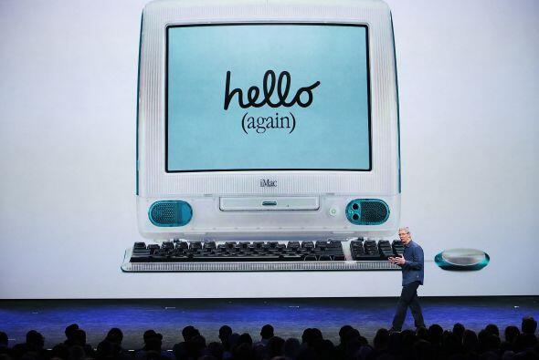 ESta es la primera vez que Apple anuncia algo nuevo desde el iPad en 2010.