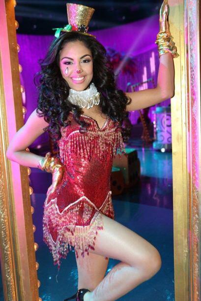 Nabila Tapia demostró que la sensualidad se ha convertido en una...