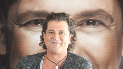 El talentoso artista ya se encuentra en Brasil y está muy contento de su...