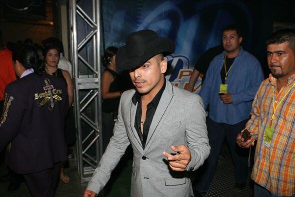 Más contento se puso Espinoza Paz al ser uno de los grandes ganadores de...