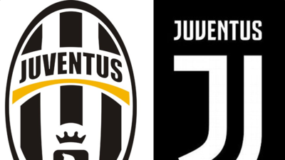 Juventus presentó su nuevo y controvertido escudo, y las burlas en Internet no se hicieron esperar