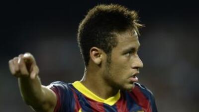 El brasileño sigue las instrucciones del Barcelona en busca de ganar mas...