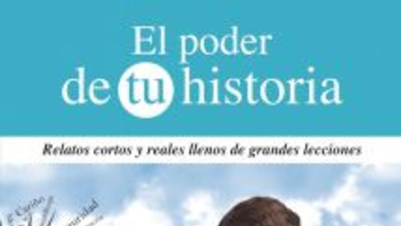"""Portada del libro """"El poder de tu historia"""", escrito por Alberto Sardiñas."""