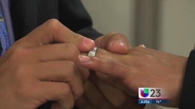 Parejas gay en FL podrán casarse a partir del martes