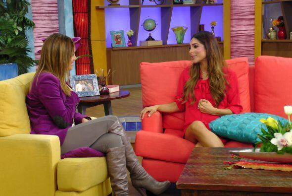Alejandra confiesa que se sorprendió pero sabía que podría ser cierto.