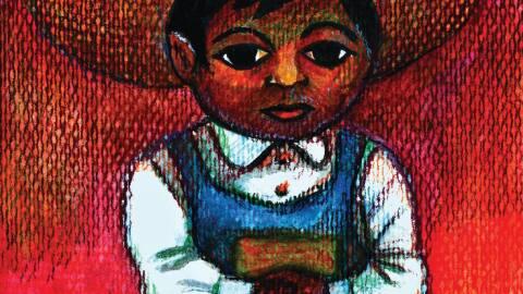 El Cipitío, una leyenda salvadoreña.