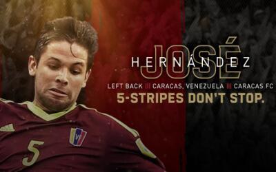 Jose Hernandez de Venezuela