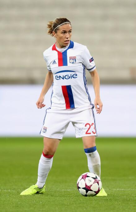 6. Camille Abily (Francia / Olympique Lyon) - 59 puntos