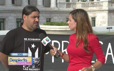 Colectivo convoca a los residentes de Puerto Rico a manifestarse en cont...