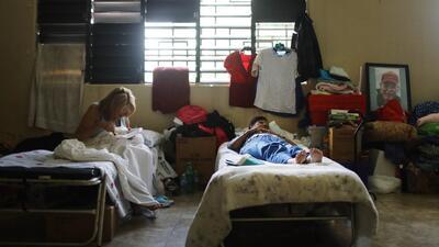 ¿Qué pasará con las familias desplazadas por el huracán María?