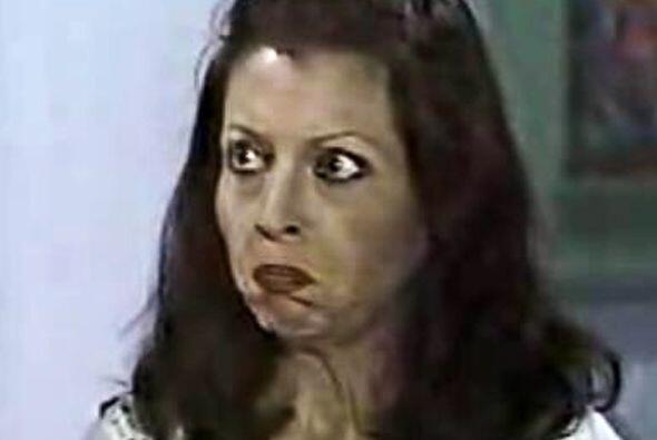 """Judith Velasco actuó en telenovelas como """"Cuando Los Hijos s..."""