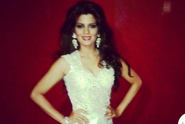 Los sueños de Catherine de coronarse como Miss Ecuador nacieron a...