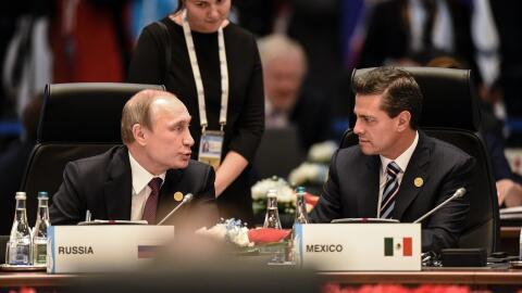 La relación comercial México-Rusia ha crecido en todos sus...