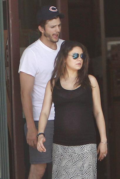 Mila está decidida a llevar un embarazo muy saludable.Mira aqu&ia...