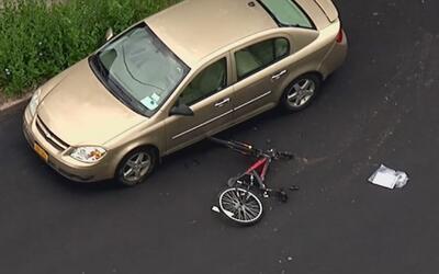 Un niño muere tras ser atropellado en una calle de North Jersey