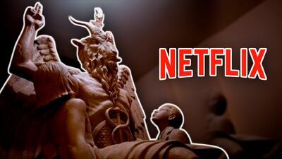 Templo Satánico demanda a Netflix por plagio de un demonio con rasgos humanos y cabeza de cabra