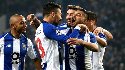 El Porto de 'Tecatito' Corona abrirá la última jornada de la fase de grupos de Champions League