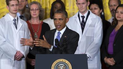 Obama responde a críticas sobre manejo de ébola