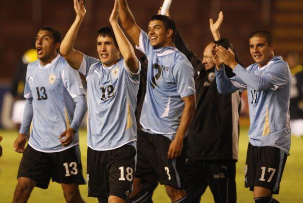 Los juveniles uruguayos marcaron un hito histórico en el Sub 20 a...