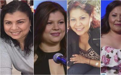 El espectacular cambio de look a dos ejemplares madres inmigrantes en su...