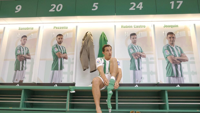 Andrés Guardado, Betis