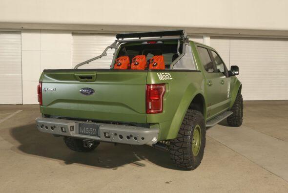 Ford no confirmó que este modelo llegue a producción.