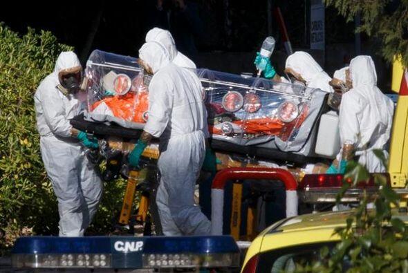 Varios casos de personas infectadas confirmadas con el virus mortífero d...