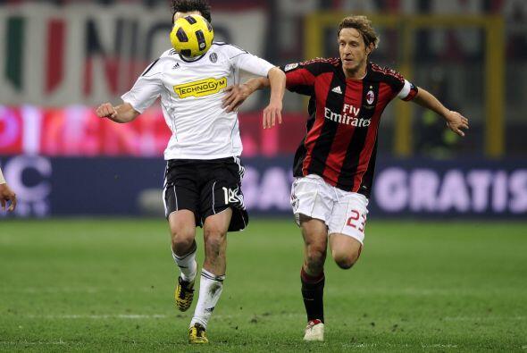 El duelo se disputó en el estadio Giuseppe Meazza.