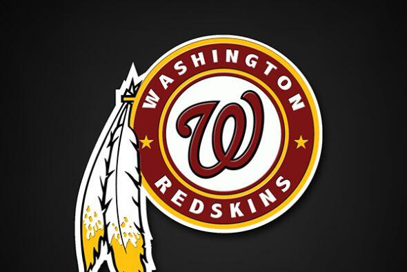 Washington Redskins y los Nationals.