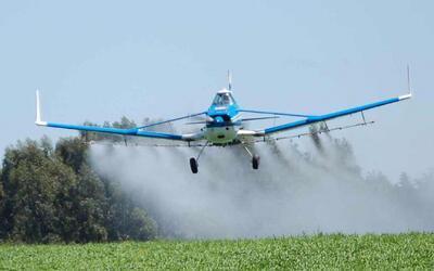 Suspenden las fumigaciones aéreas en Miami-Dade por malas condiciones de...