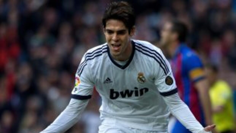 Pese a no haber podido triunfar como se esperaba, Kaká mantendrá un buen...