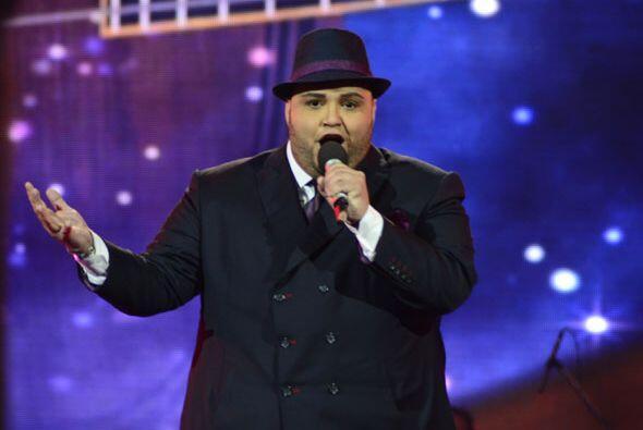 Ricardo Rivera lució aún mejor que la noche del estreno.