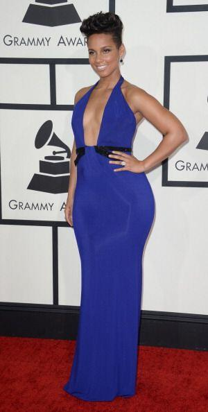 La talentosa cantautora Alicia Keys, fue el blanco de críticas po...