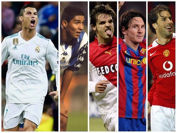 Cristiano Ronaldo quiere ser el campeón de goleo de la Champions por sép...