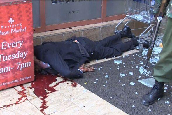 Tras cuatro días de asedio por parte del Ejército de Kenia, la ocupación...