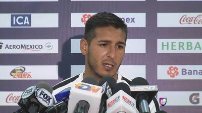 Ismael Sosa: 'Pumas quiere cortar la mala racha de años sin ganar a Chiv...