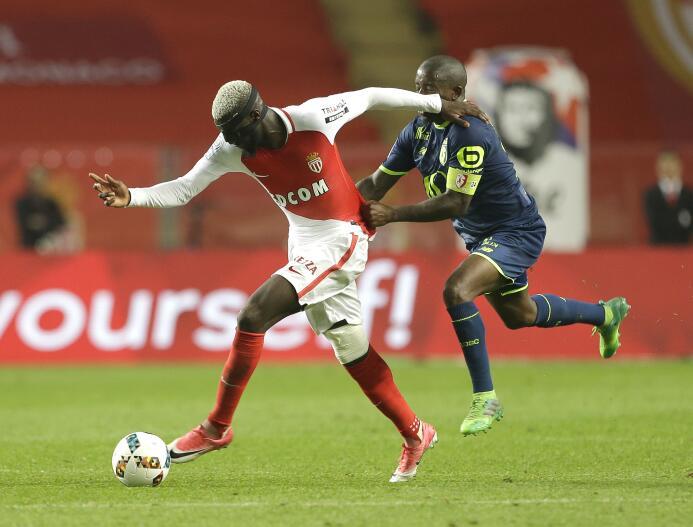 Tiemoué Bakayoko dejaría al Mónaco campeón de Ligue 1 para jugar con el...