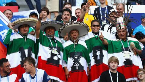 La Federación apeló a un mensaje emotivo para disuadir a los mexicanos d...