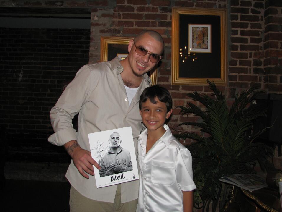 Ha logrado conocer a Ricky Marin, siempre ha querido ser estrella y sabe...
