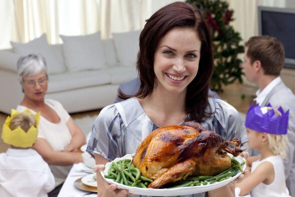 Algo a lo que todos temen en estas fiestas decembrinas es subir de peso...