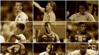 Los rostros de la tragedia: el entrenador y los 19 jugadores del Chapecoense que fallecieron en Colombia