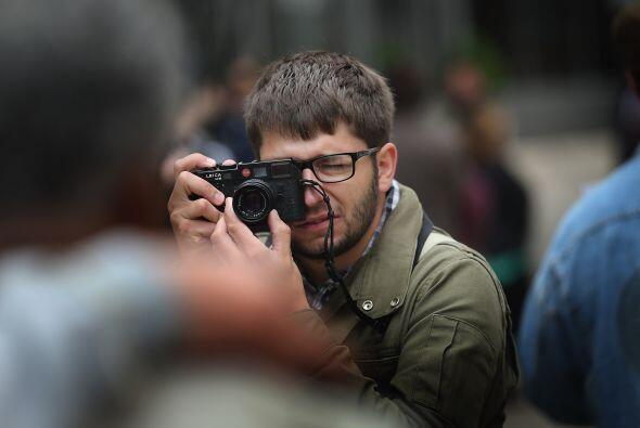 Sindicatos, periodistas y fotógrafos hicieron escuchar su repudio marcha...