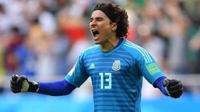 Los 10 mejores | El titular y figura del Tri, nacido en Coapa: Guillermo Ochoa