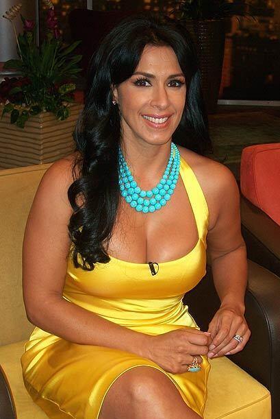 Marisa del Portillo es la co-presentadora de la noche.
