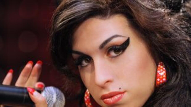 Amy Winehouse sostuvo una larga pelea contra las drogas y el alcohol, pe...